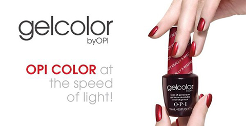 Picture of O.P.I. gel lacquer